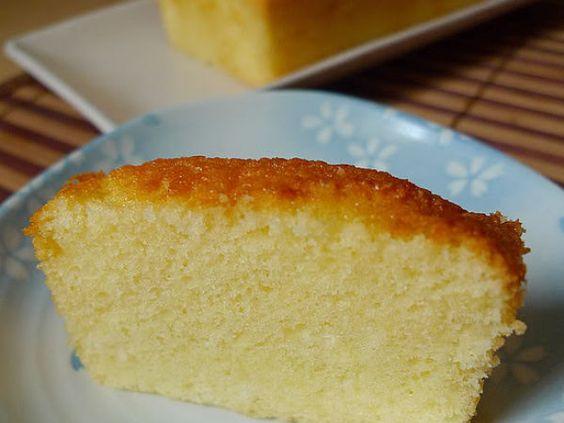No Ovalette Moist Sponge Cake