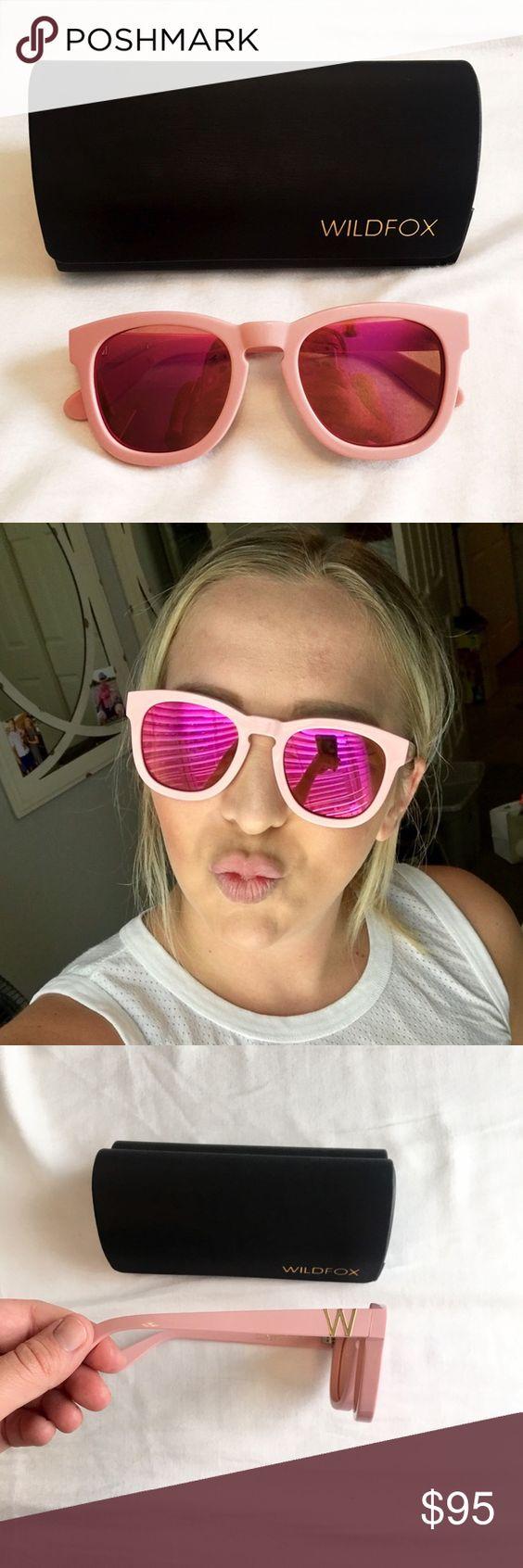 Wildfox sunglasses! Like new condition! Wildfox Accessories Sunglasses