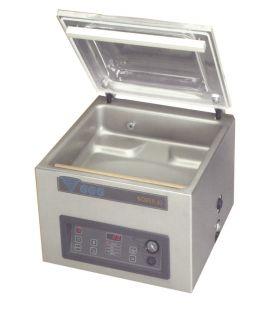 Machine sous vide, 620x490x510 mm, acier inox,
