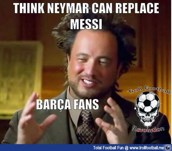 Barça fans :/