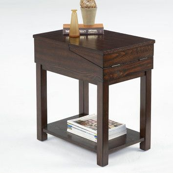 Progressive Furniture Inc. Chairsides End Table ?????