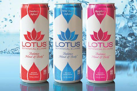 Lotus Elixirs Launches Functional Balance Drink Drinks Elixir Energy Drinks