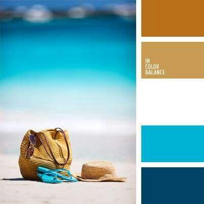 Farbenmitblau