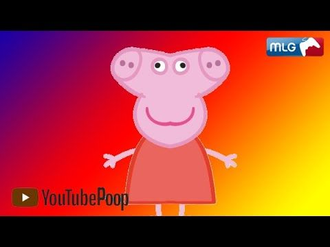 I Edited An Episode Of Peppa Pig Because I Was Doing It Before It Was Cool Youtube Peppa Pig Funny Peppa Crazy Funny Memes