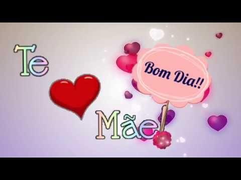 Bom Dia Mae Dia Das Maes Gif Animado Para Whatsapp Em 2020 Com