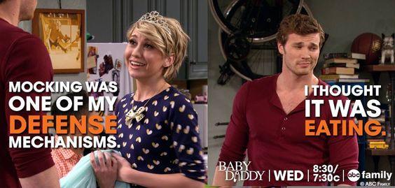 """S3 Ep14 """"Livin' on a Prom"""" - Haha! #BabyDaddy"""