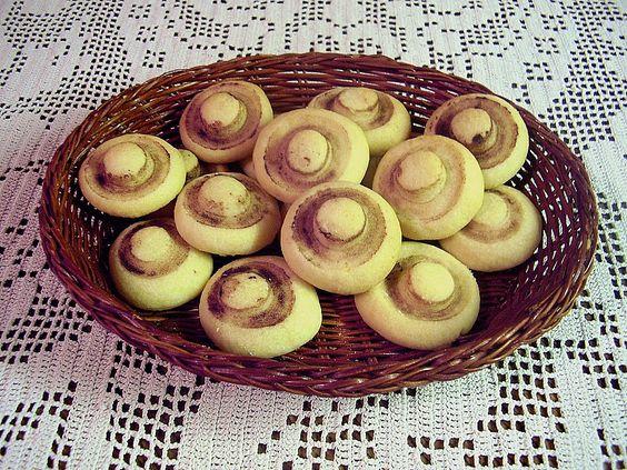 Champignon - Kekse, ein schmackhaftes Rezept aus der Kategorie Kekse & Plätzchen. Bewertungen: 69. Durchschnitt: Ø 4,3.