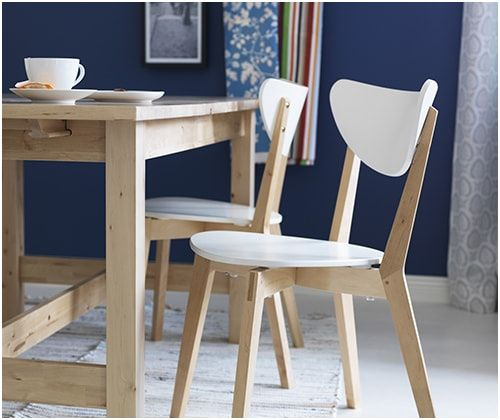 13 Artistique Chaise Blanche Ikea Collection
