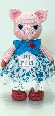 Ballerina doll amigurumi pattern (With images) | Crochet toys free ... | 494x236