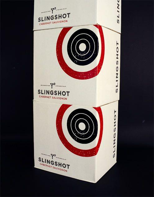 Slingshot Slingshot Wines Shipper