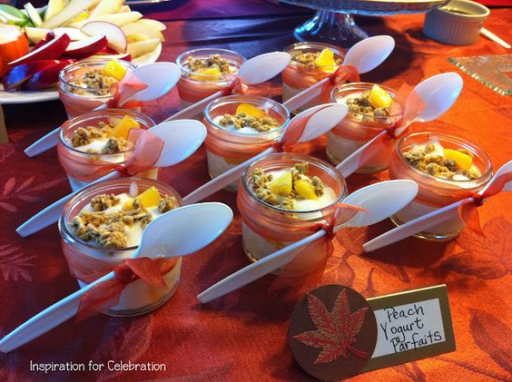 Inspiration for Celebration: Autumn/Fall Brunch: