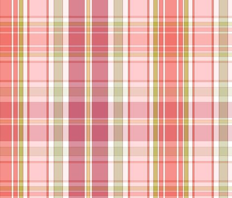 Multi_Plaid fabric by duckerdesigns on Spoonflower - custom fabric