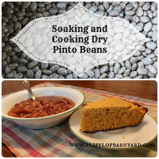 how to cook beans without soaking them