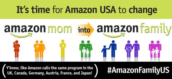 We're almost there! Everyday more people are signing the #AmazonFamilyUS petition, and we're SO CLOSE to reaching our goal. Thank you for all of your support! Many people are asking what happens when we hit 10,000 signatures. I wish I could tell you that it will trigger a response from Amazon, but given their total silence so far that seems unlikely. And so instead, we are going to keep going, and use hitting this goal as another big chance to get some big attention to this cause. And to do…