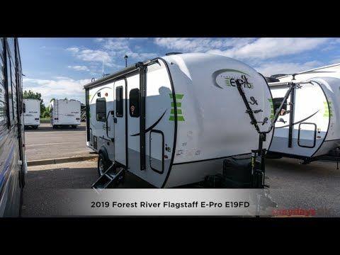 2019 Forest River Flagstaff E Pro
