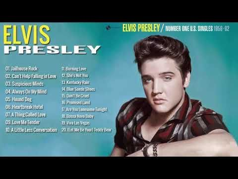 Elvis Presley Greatest Hits Best Songs Of Elvis Presley Elvis