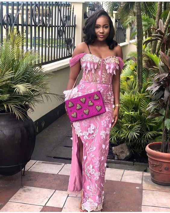 2019 Gorgeous Asoebi Lace Styles