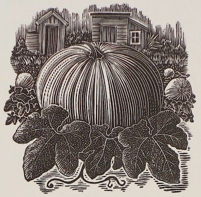 Andy English : Pumpkin Patch at Davidson Galleries