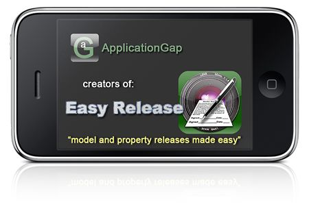 Easy Release for model and property releases.