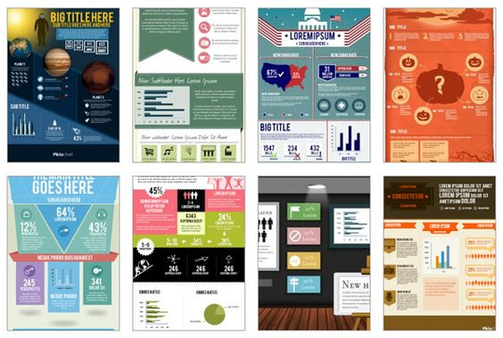 Piktochart – Creating Infographic in 30 Minutes