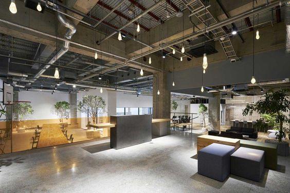 AKQA Tokyo Office by Torafu Architects | Yellowtrace