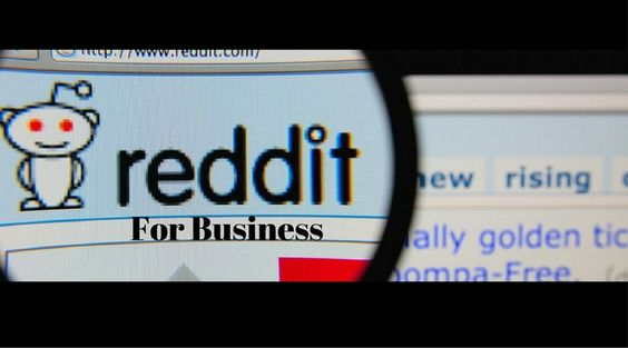 Start your business in Reddit