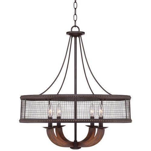 Kalalou Double Barrel Wire Mesh Hanging Pendant Light In 2020 Farmhouse Style Lighting Fixtures Hanging Pendant Lights Pendant Light