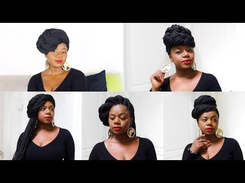 Box Braids Hairstyles Special Occasions Youtube In 2020 Braided Hairstyles Box Braids Hairstyles Special Occasion Hairstyles