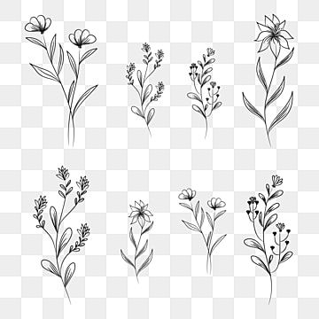 Elegant Floral And Flower Vector Element Design Lily Laurel Wreath Flowers Png And Vector With Transparent Background For Free Download In 2021 Pink Flowers Background Hand Drawn Wedding Flower Illustration