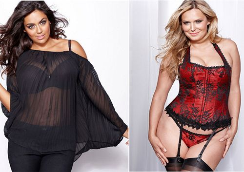 Check out our new plus size models and find out how to enter and win a shopping spree on our blog!