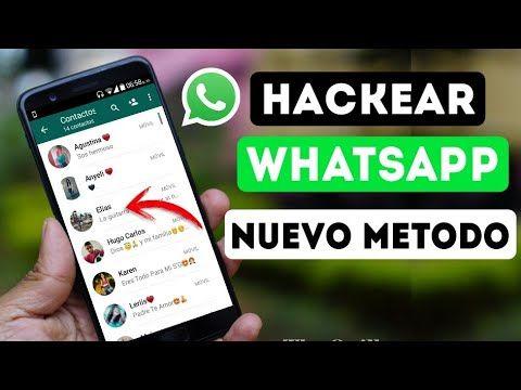 Como Hackear Whatsapp Sin El Celular De La Otra Persona Es Posible Youtube Youtube