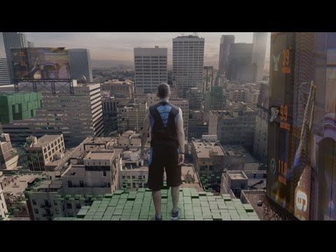 """""""Game On, World"""". Nike AD"""