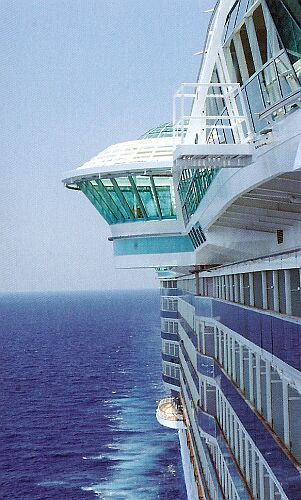 Royal Caribbean39s Freedom Of The Seas Adults Only Hot Tubs Extending 120