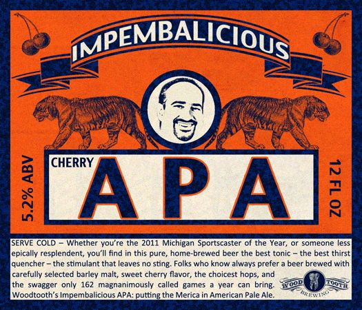 Impembalicious Cherry APA