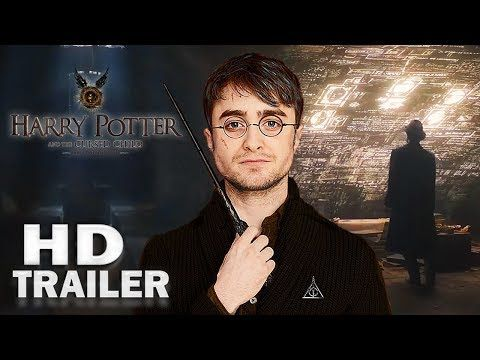 Startside Youtube Harry Potter Movie Teaser Cursed Child