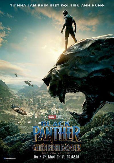 Báo Đen - Black Panther