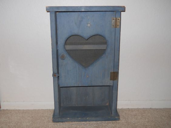 Small Vintage Cabinet by LovingTouchCrafts on Etsy, $20.00