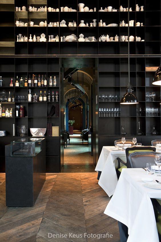 Tunes restaurant conservatorium hotel amsterdam for Interieur design amsterdam