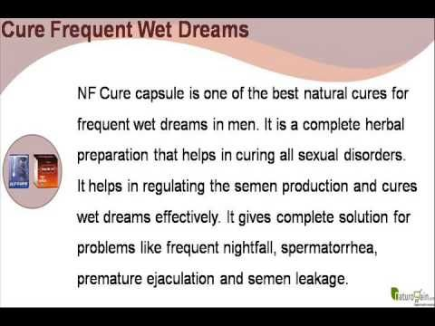 This video describes about natural cure for frequent wet dreams problem in men. You can find more detail about NF Cure capsules at http://www.naturogain.com