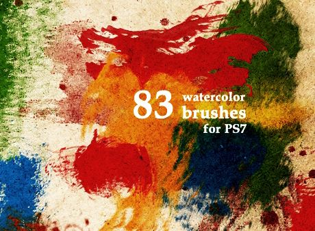 Brushes: retro, grunge, floral, splatters, cracks, vectors, swirls, strokes, abstract, watercolor, high-tech, fabric, fur, and sooo on!