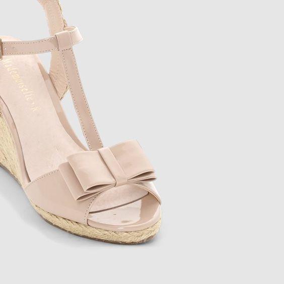 Sandálias com tacão alto, MADEMOISELLE R MADEMOISELLE R