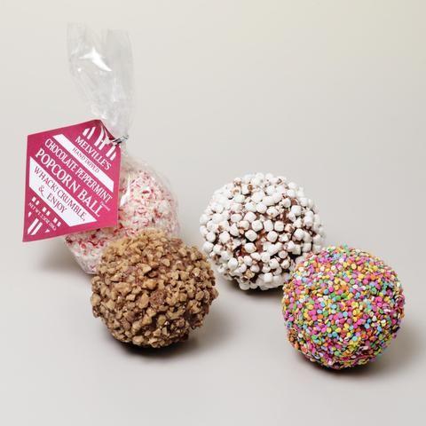 Assorted Popcorn Balls