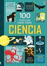 100 cosas que saber sobre ciencia Diversos autors (Usborne)