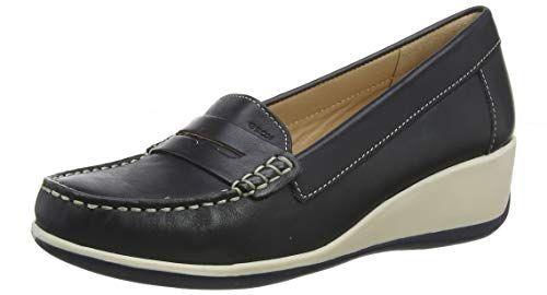 Femme Geox D Arethea B Loafers Mocassins