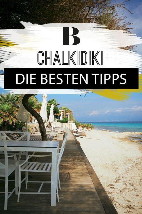 Chalkidiki Griechisch Fur Liebhaber Griechenland Urlaub
