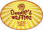 Yummy waffle cookies