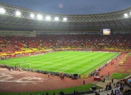 Luzhniki Stadium To Host Final Of 2018 Fifa World Cup Football Fifa Worldcup Russia Fifa World Cup World Cup Fifa