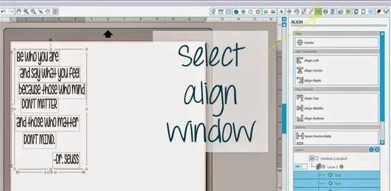 How to Space Things Evenly in Silhouette Studio (Perfectly, Every Time) / Craft-e-Corner: Blog