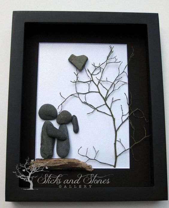 ... Personalized Engagement Gift - Personalized COUPLE Gift - Wedding Gift