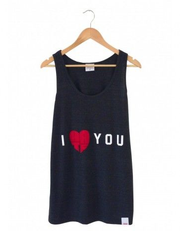 I LOVE YOU/HATE YOU Vest
